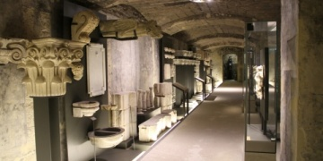 Visite guidée de La Crypte